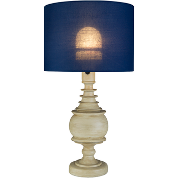 Bowry Navy Table Lamp