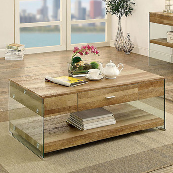 Sydney Natural Tone Coffee Table