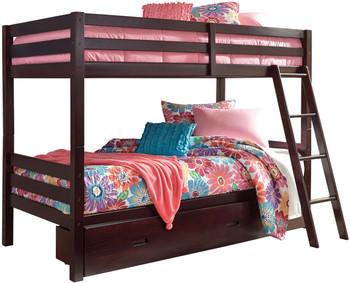 Reggie Twin Storage Bunk Bed