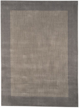 Grant Gray Large Rug  8' x 10'