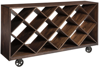 Kelson Shelf Sofa Table
