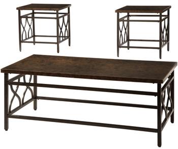 Evoke 3 Piece Table Set