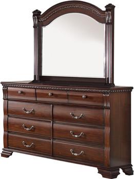 Miravilla Dresser & Mirror