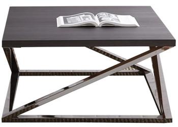 Bronx Black Nickel 3-PC End Tables