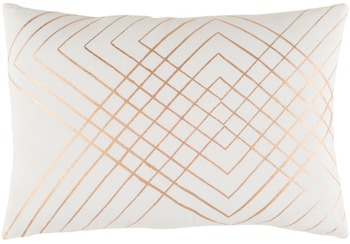 Adwoa Beige Kidney Pillow