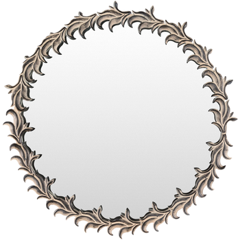 Ameline Silver Wall Mirror