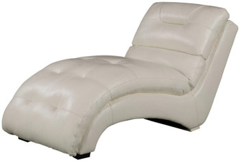 Stella White Chaise