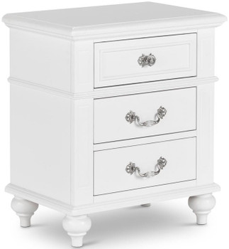 Ardelle White Nightstand