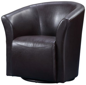 Taree Brown Swivel Chair