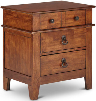 Marcello Brown Nightstand