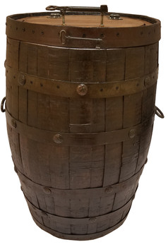 Cenizo Accent Whiskey Barrel