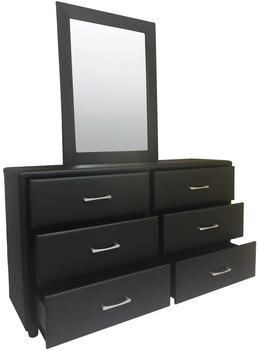 Eclipse Dresser & Mirror