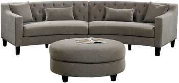 Cornell Gray Sectional