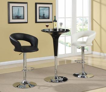 Lex Adjustable Height Bar Table