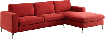 Alroy Red Sectional