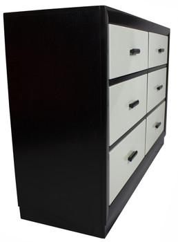 Johnny Black & White Dresser