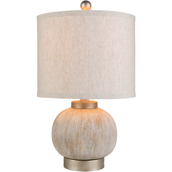 Charlize Beige Table Lamp