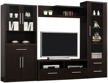 Kaitt 4 Piece Entertainment Center