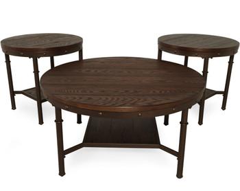 Gilberto 3 Piece Table Set