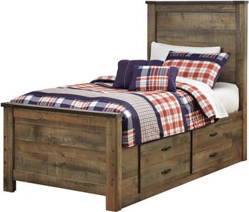 Benni Storage Bed