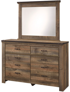 Benni Youth Dresser & Mirror