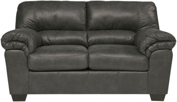Bronco Gray Loveseat