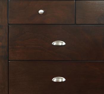 Lassi Brown Dresser & Mirror