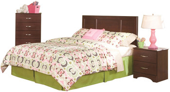 Leone Brown Bedroom Set