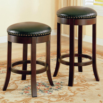 Fort Brown Counter Swivel Stool