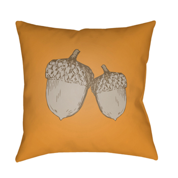 "Bramble 20"" Acorn Pillow"