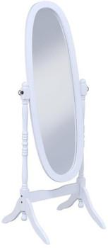 Zuri White Mirror