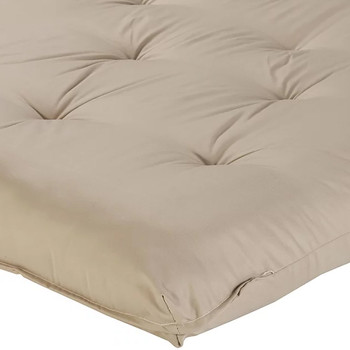 Comfort + Khaki Futon Mattress