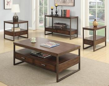 Hesper 3-Pc Table Set