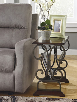 Alan Chairside Table