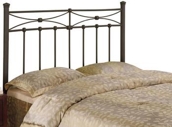 Carr Brown F/Q Headboard Bed