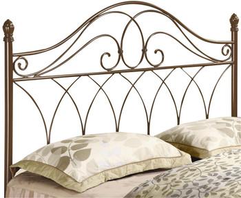 Cleatus Brown F/Q Headboard Bed