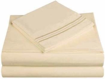 Royal Butter Milk Sheet Set