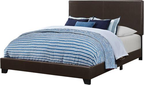 Evan Brown Bed