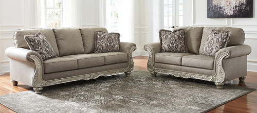 Briley Sofa and Loveseat