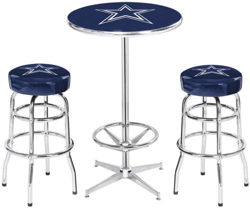 Dallas Cowboys Heavy-Duty 3 Piece Pub Set