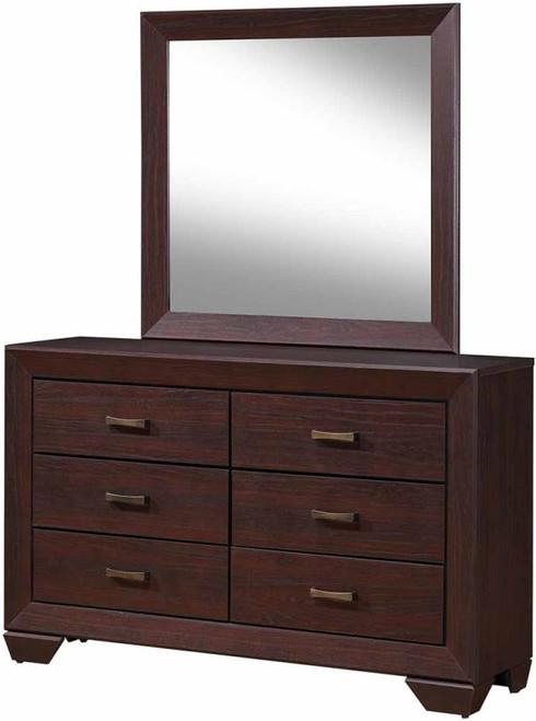 Andrews Brown Bedroom Set