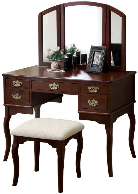 Lori Vanity with Stool