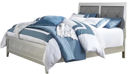 Rianni Silver Bedroom Set