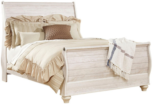 Cresthill Sleigh Bedroom