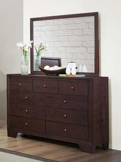 Fabe Dresser & Mirror