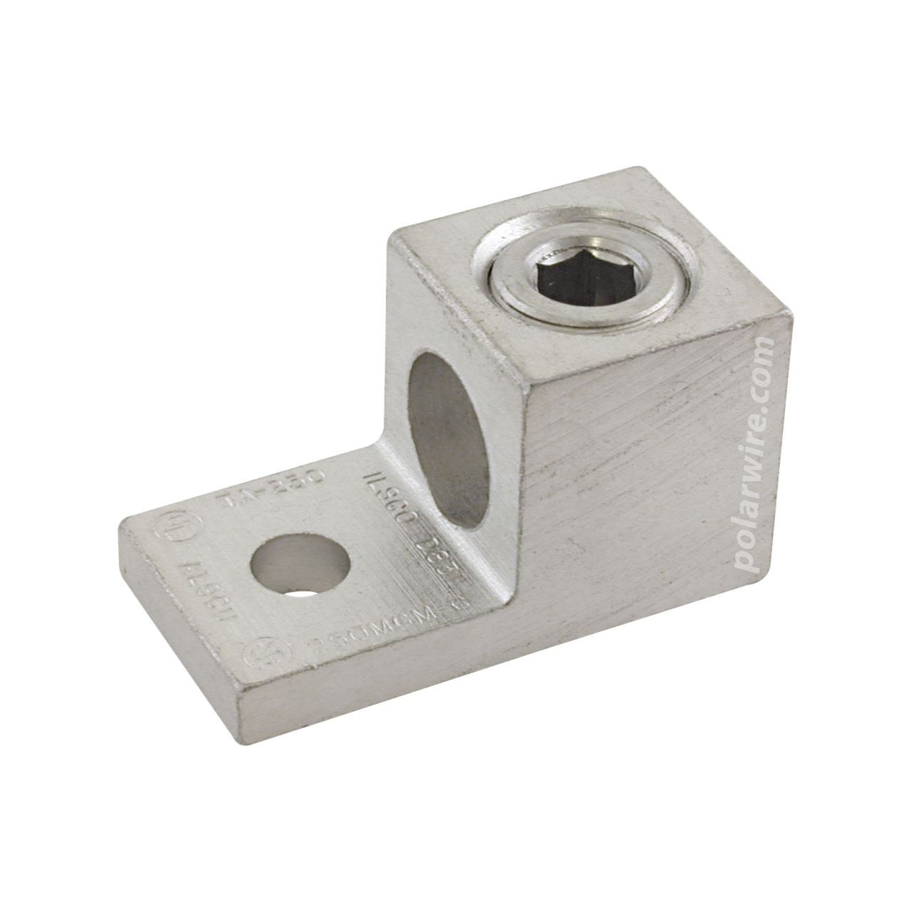 AL MECHANICAL LUG 250 MCM - Polar Wire Products