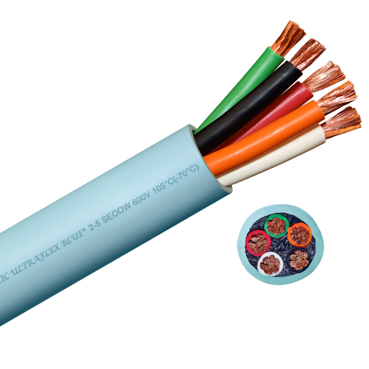 Cold Weather Power Cord |Polar Wire|