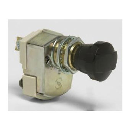 HEATER/DEFROSTER SWITCH 12V 3.0 OHMS ROTARY