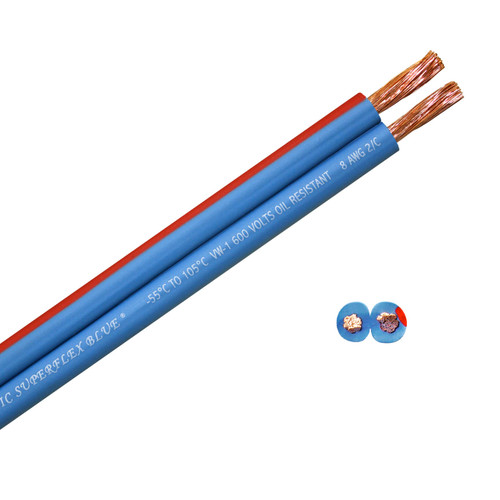 Wire and Cable - Arctic Superflex Blue - Polar Wire Products