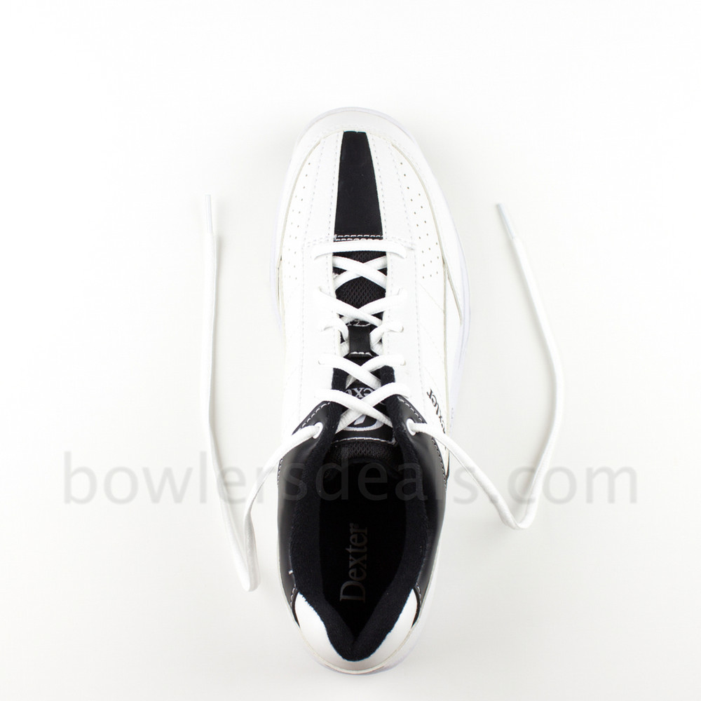 Dexter Ricky III Jr. Bowling Shoes White/Black